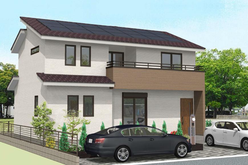 つくば市並木№26|新築建売住宅 4LDK 3,646万円