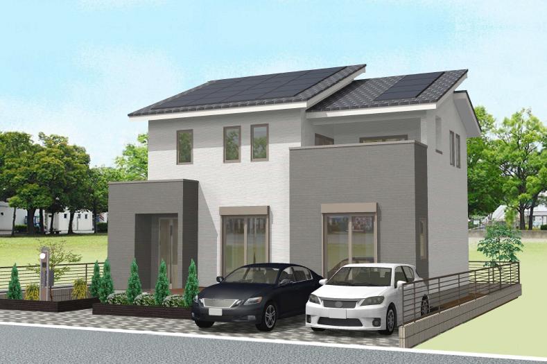 つくば市並木№27|新築建売住宅 4LDK 3,776万円