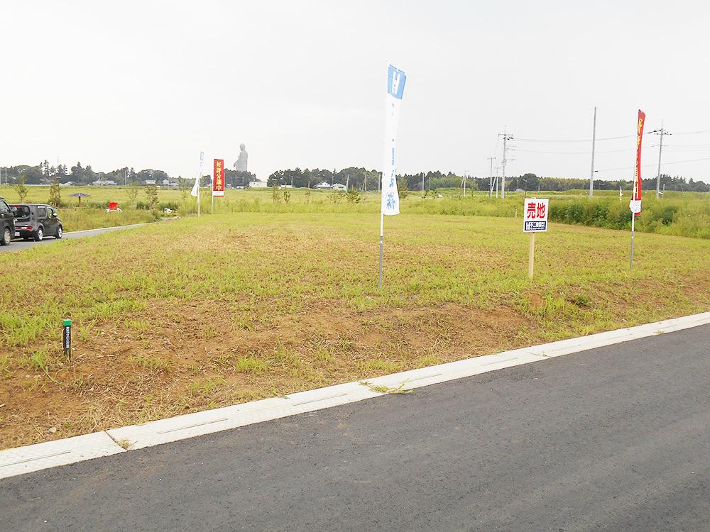 稲敷郡阿見町「いぶきの丘」2区画 S-21