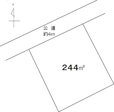 下妻市高道祖 73.80坪