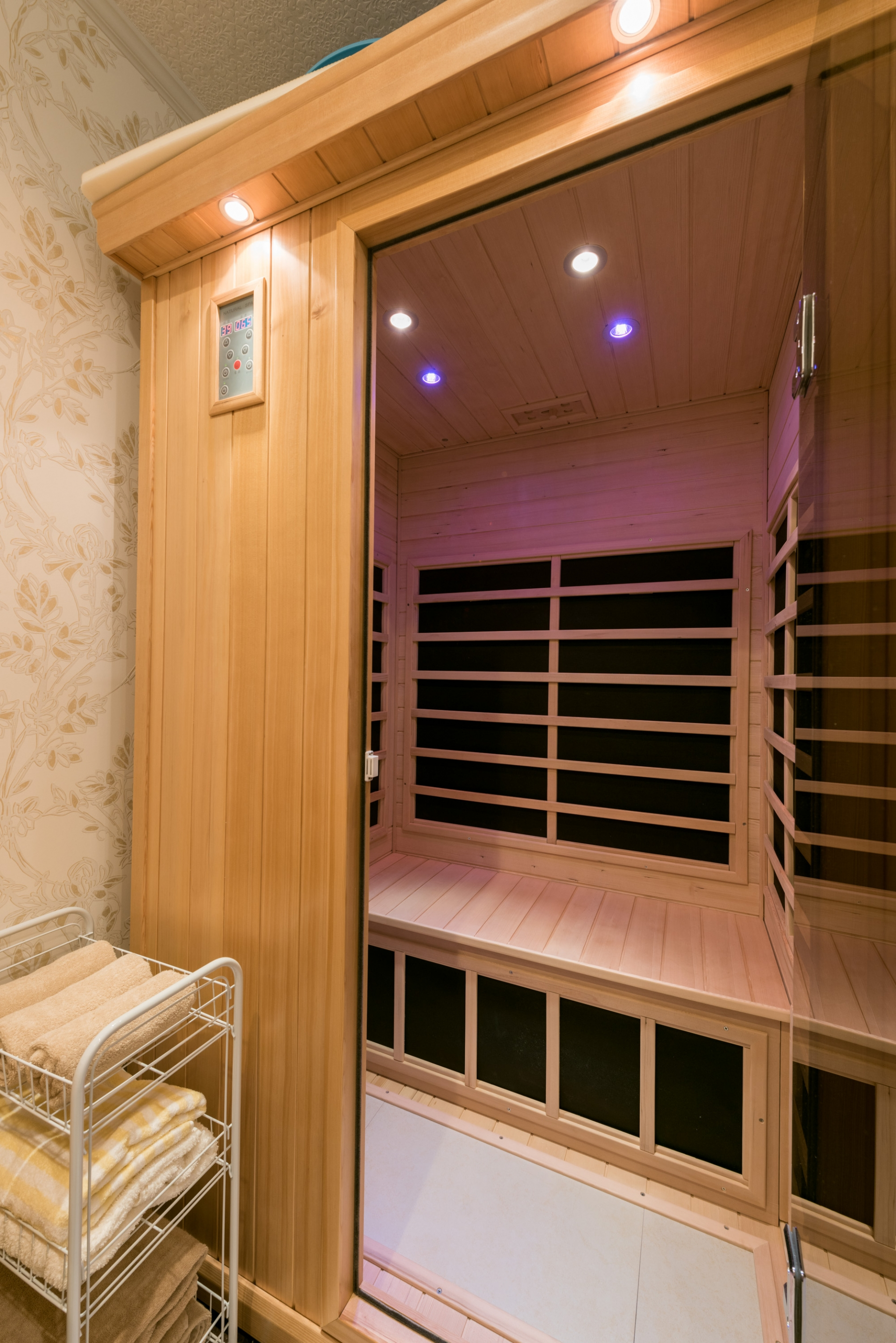 茨城県つくば市T様 不二建設 全館空調 洋風 イタリア家具 サウナ
