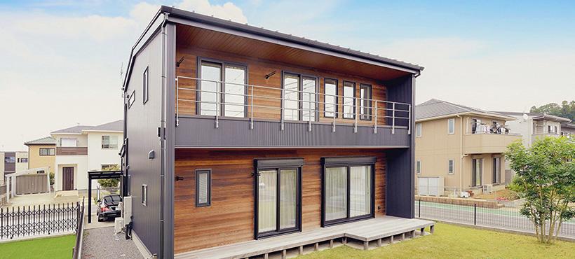 パッシブ設計の家