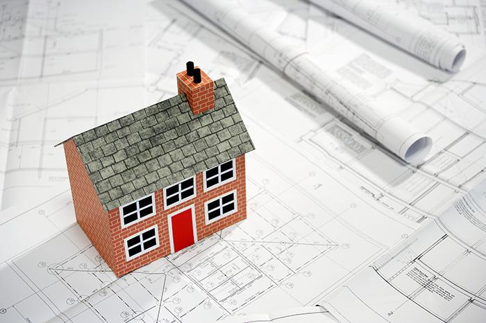 二世帯住宅の平均建築費の解説図