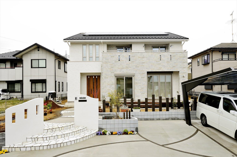 茨城のZEHゼッチ:ゼロエネルギーハウスの建築実例