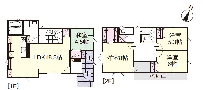 並木モデルハウス