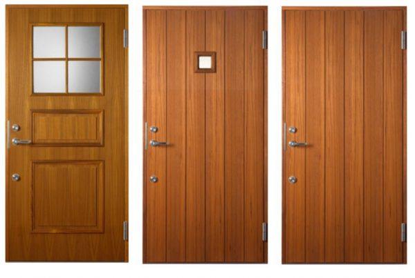 木製ドア ガデリウス